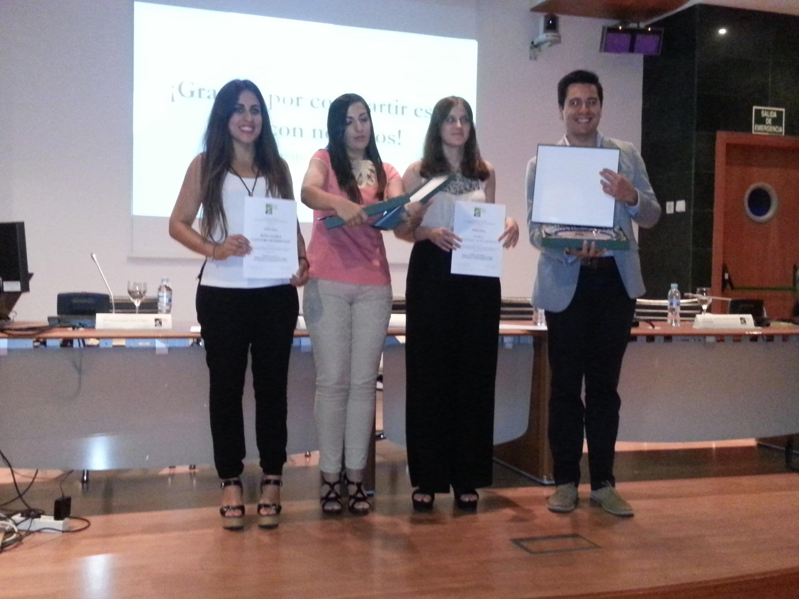 Premiados y Finalistas Mejor Premio fin de Grado