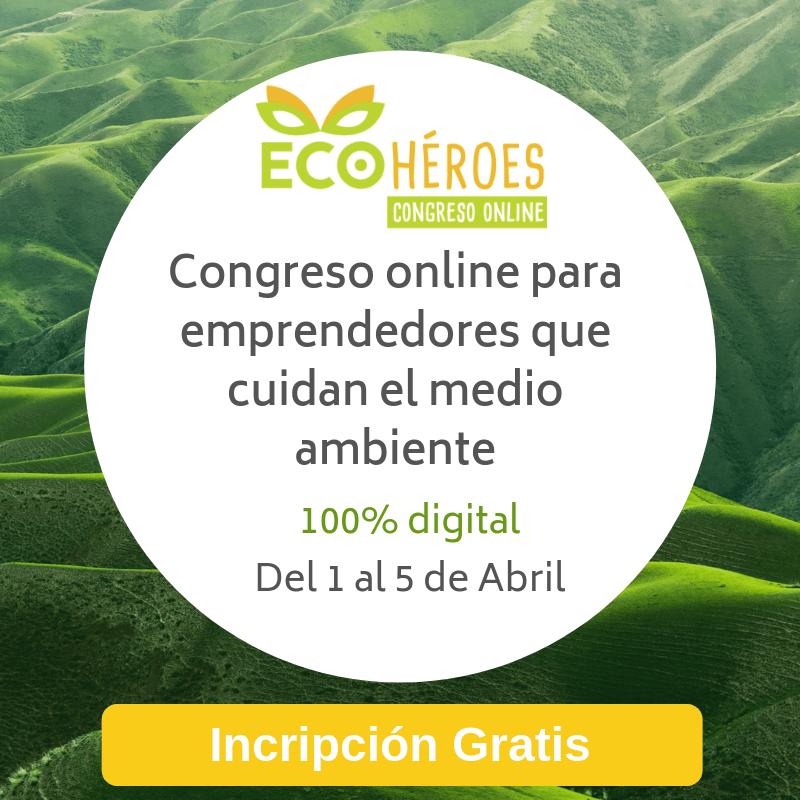 COAMBA online eco-héroes verde