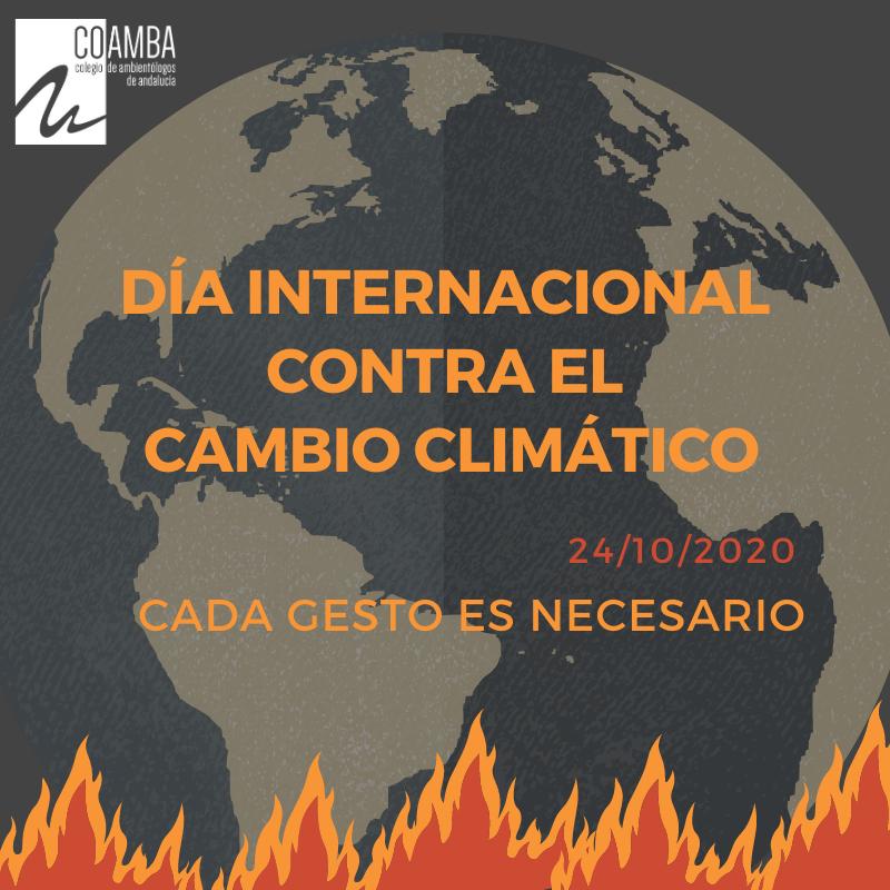 Dia Intern. Cambio Climático 2020