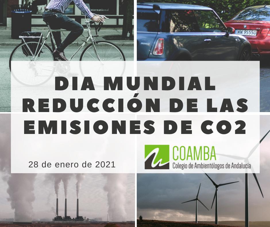 28 de enero - Día Mundial por la Reducción de las Emisiones de CO2