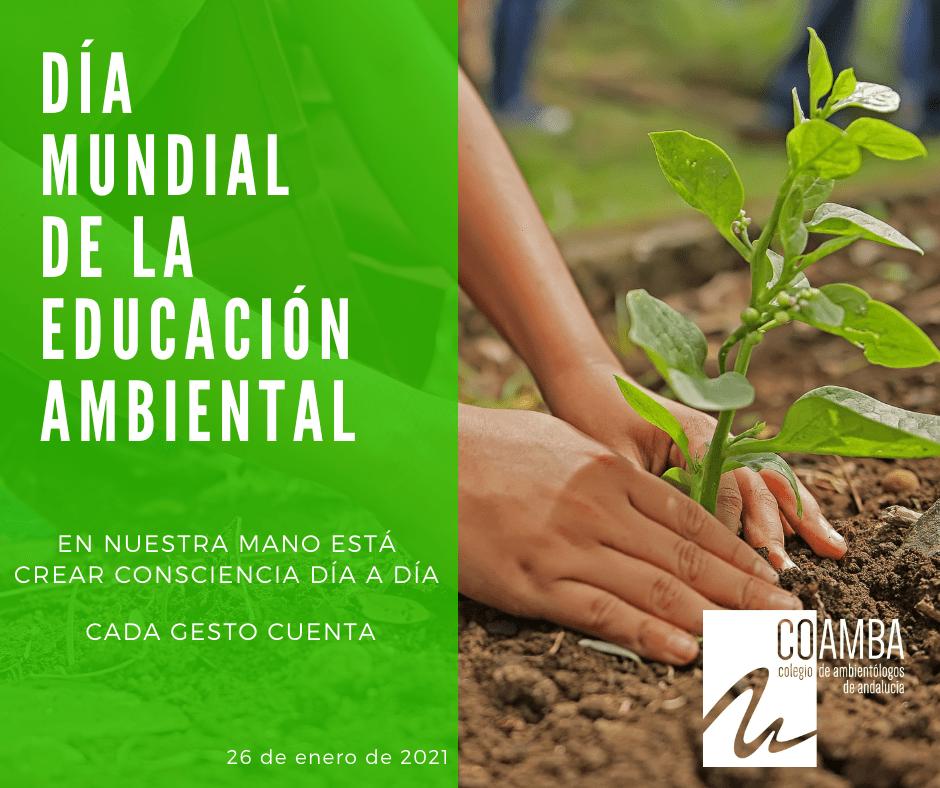 Día Educación Ambiental 26 enero 1