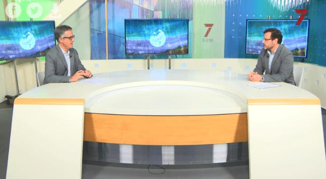 Nueva participación de Pelayo Bayón en el Programa TIERRA en Canal 7 TV Andalucía