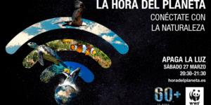La hora del Planeta - Sábado 27 de marzo (20.30 a 21.30h)