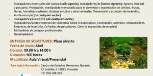 Curso gratuito 100% subvencionado por el SEPE: Interpretación y Educación Ambiental