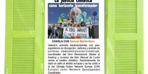 La Justicia Climática - Hoy 15 de abril (19:30 horas) AEEA