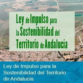 Presentación de la Ley de Impulso para la Sostenibilidad del Territorio de Andalucía (LISTA)