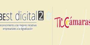 Best Digital 2: Reconocimiento a las Mejores Iniciativas Empresariales a la Digitalización