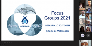 Participación en FOCUS GROUP EMASAGRA