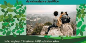 Programa de participación y sensibilización ambiental - Parque Natural Sierra Norte de Sevilla