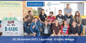 Climatón Jóvenes Ecoemprendedores Málaga 2021 - Young Ecopreneurs Climathon Malaga 2021 (EIT Climate-KIC)