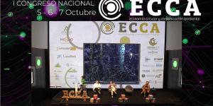 Participación en el I Congreso Nacional de Economía Circular y Comunicación Ambiental (ECCA)